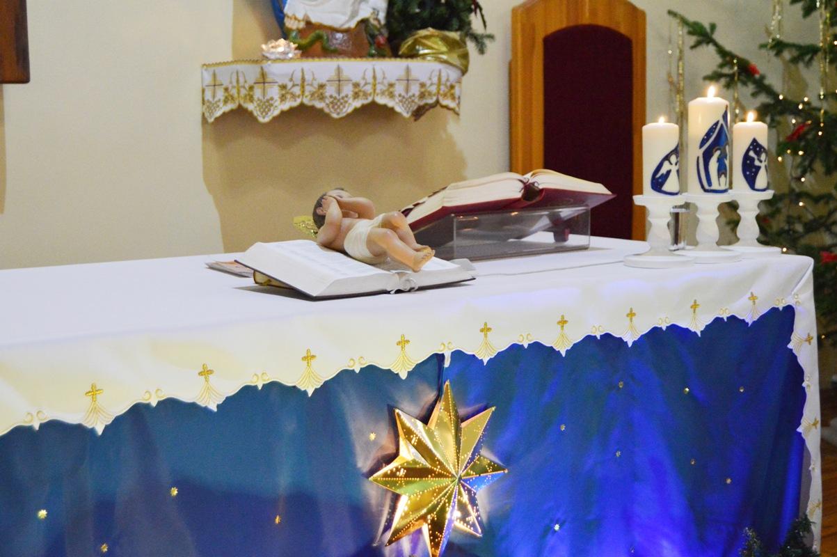 Рождество-2016 во францисканском приходе Новосибирска
