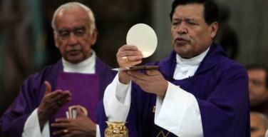 Архиепископ Мехико помолился за смягчение сердца Дональда Трампа