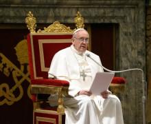Папа – бизнесменам: обновление требует институционального и личного обращения