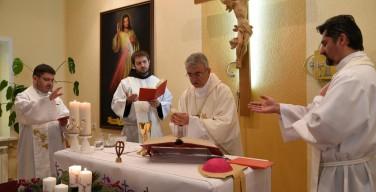 Празднование 25-летия служения «Каритас» в Сибири