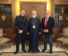 Армянская Церковь приветствовала предложение праздновать 2000-летие Светлого Христова Воскресения вместе со всем христианским миром
