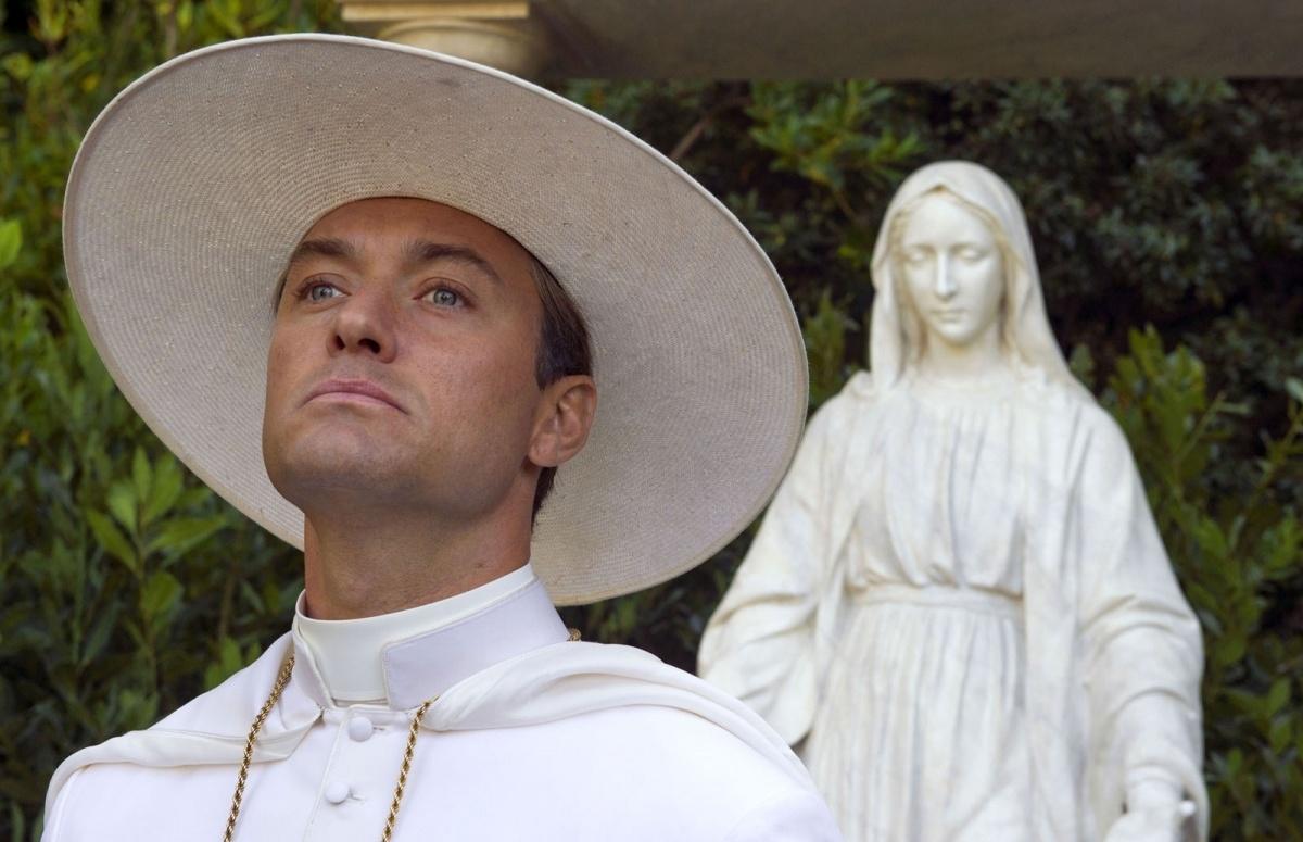 О фантазийном телесериале «Молодой Папа»