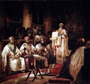 II Вселенский Собор в Константинополе
