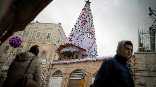 СМИ: раввинат Израиля запрещает ставить рождественские елки в гостиницах