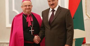 Апостольский нунций назвал приоритетной задачу организации визита Папы Римского в Белоруссию