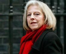 Британский премьер-министр выступила в защиту прав христиан в стране