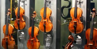 Ученые объяснили непревзойденное звучание скрипок Страдивари