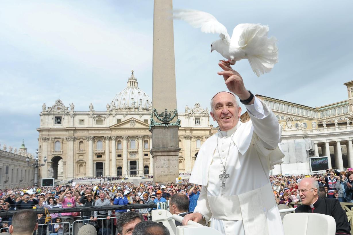 Послание Папы Франциска на Всемирный день мира 1 января 2017 года