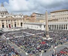 В уходящем году почти 4 миллиона  человек встретились в Ватикане со Святейшим Отцом