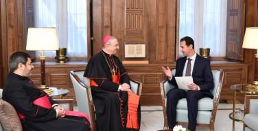 Апостольский нунций в Сирии: мировым державам не хватает решимости и воли