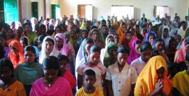 На Рождество в Ориссе 45 тысяч индуистов пришли поклониться Младенцу Иисусу