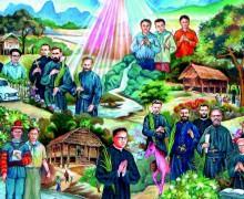 Лаосские мученики. Беатификация в Вьентьяне