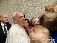 Общая аудиенция: Папа завершил цикл бесед о милосердии