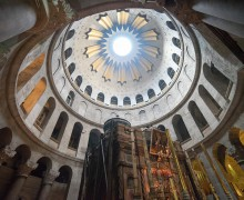 Археологи установили подлинность Гроба Господня