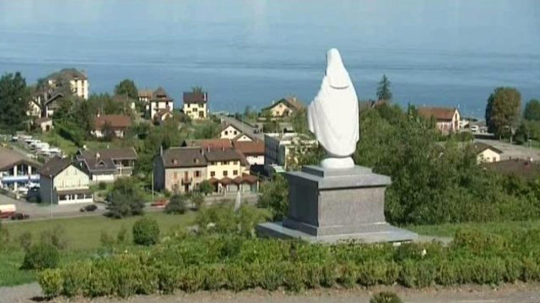 Суд обязал мэрию французского города убрать статую Девы Марии