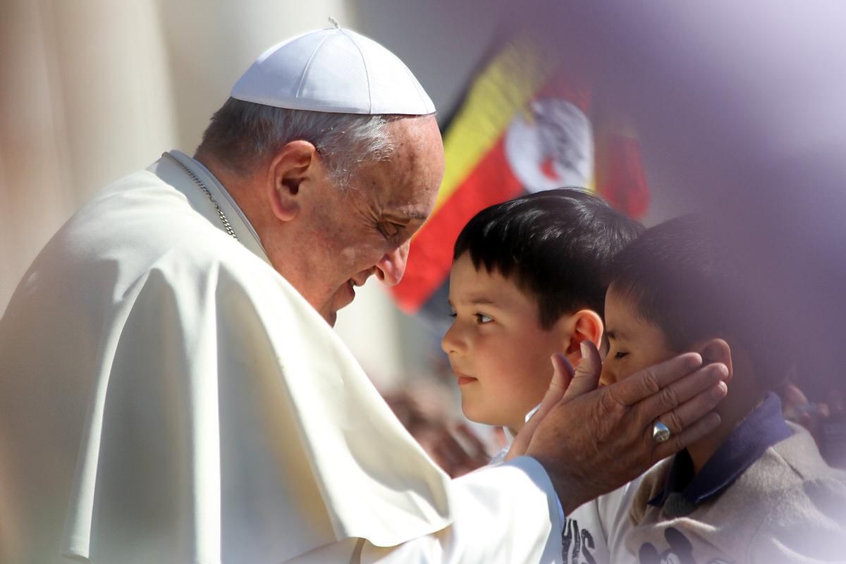 Франциск — самое популярное имя в Италии