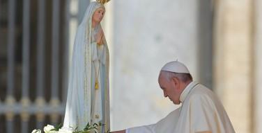 Папа Франциск в мае 2017 года совершит паломничество в Фатиму
