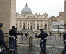 Папа — итальянским полицейским: вы — «ангелы-хранители» площади Святого Петра