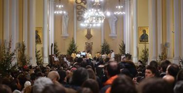 Московские католики заявили об острой нехватке культовых зданий