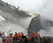 Папа выразил соболезнования после крушения самолета в Киргизии