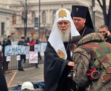Самым влиятельным религиозным деятелем Украины признан Филарет (Денисенко)