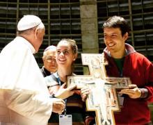 Послание Папы молодежи в связи с предстоящий Синодом