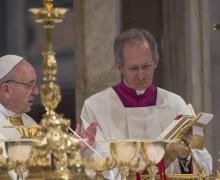 Папа Франциск совершил торжественную Мессу в честь 800-летия Доминиканского ордена