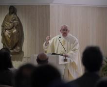 Папа: христиане не могут простаивать на удобной «парковке» Церкви