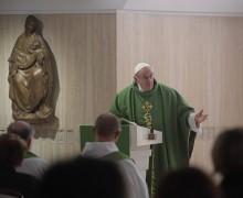 Папа: малодушие — это грех, парализующий христианина