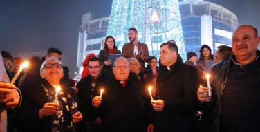 Добрые вести из Ирака: Рождество надежды