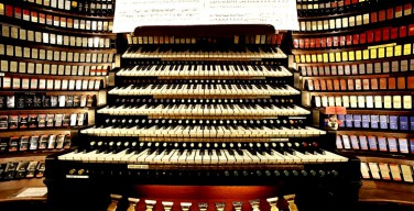 Заметки о Втором Сибирском органном форуме, или Мастер-класс от Гюнтера Роста