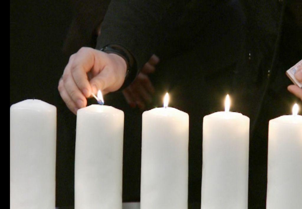 Помнить прошлое ради будущего: в Новосибирске прошел день памяти жертв Холокоста