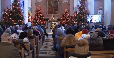 Петербург. В храме святого Станислава состоялся концерт-сказка «Рождество с Чайковским»