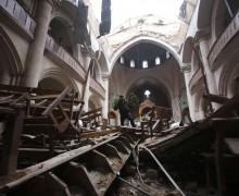 Католический лидер Сирии призывает Запад остановить финансирование вооруженной оппозиции