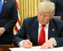 Трамп подписал указ об отмене финансирования абортов за рубежом