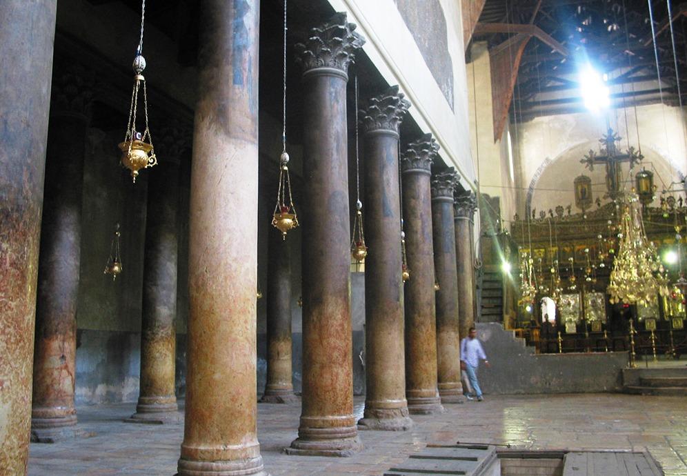 Реставрацию базилики Рождества в Вифлееме стоимостью 14 млн. евро завершат к 2020 году