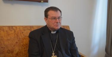 Архиепископ Павел Пецци: визит Папы в Москву уже не является проблематичным