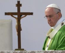 Папа: чтобы следовать за Иисусом, нужно идти на риск