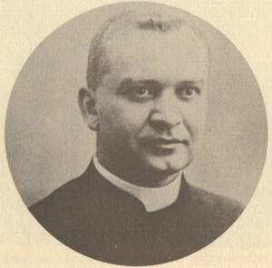 Священник Юргис Матулайтис