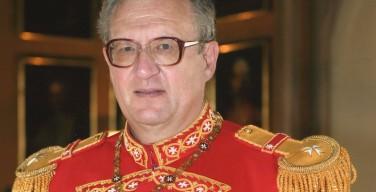 СМИ: глава Мальтийского ордена подал в отставку
