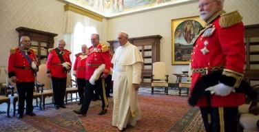 Святейший Престол подтвердил доверие Мальтийскому ордену