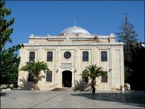 Собор Св. Тита в Ираклионе (Кипр)