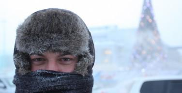 Если человек лежит на улице в мороз – что делать?