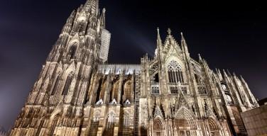 Реликварий с мощами волхвов из собора Кёльна