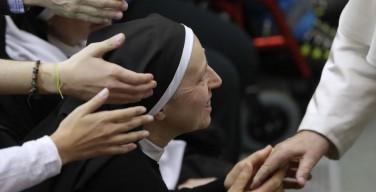 Папа о причинах кризиса монашеской жизни