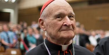 Швейцарский кардинал Джильберто Агустони скончался в возрасте 94 лет
