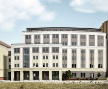 В Ивано-Франковске строят первую на Украине церковную клинику
