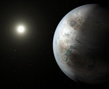 NASA созывает экстренную пресс-конференцию по поводу внеземной жизни