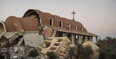 Из Сирии от террористов бежали около 450 тысяч христиан
