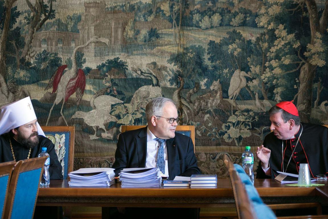 Во Фрибурге прошли мероприятия, посвященные первой годовщине встречи в Гаване